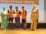 CISCE Regional Table Tennis Tournament 2019 on 6.7.19